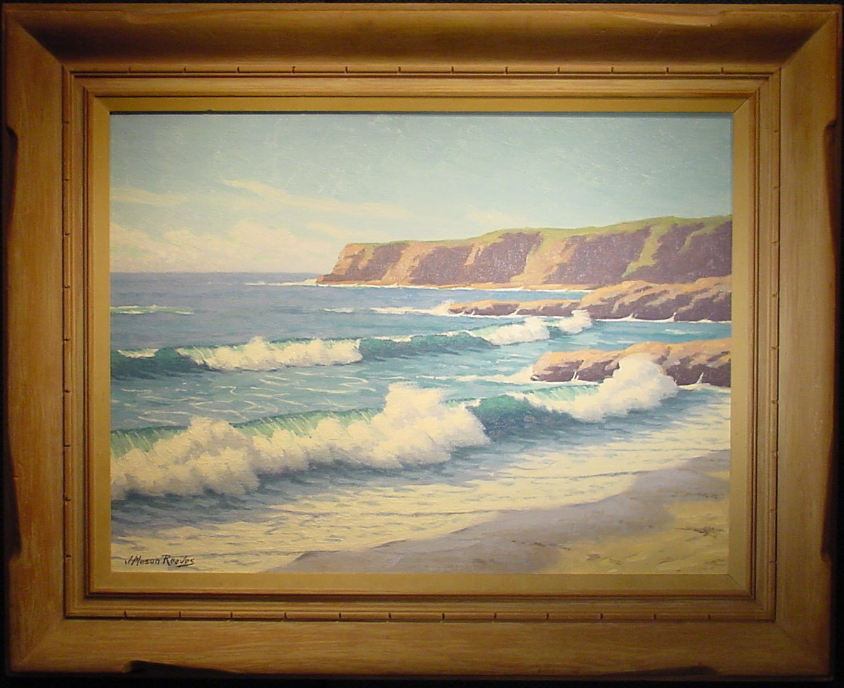 J. Mason Reeves Laguna Beach